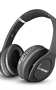 v8800n hoofdtelefoon (hoofdband) formobile phonewithwith microfoon / volumeregeling / fm radio / bluetooth