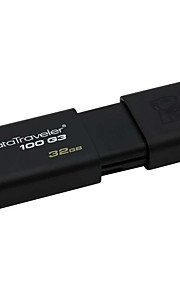 פלאש מקל זיכרון pendrive pendrive עט 32GB כונן USB USB dt100g3 כונן הבזק USB Kingston 3.0