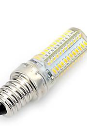 10W E14 LED-kornpærer T 96 SMD 3014 800LM lm Varm hvit / Kjølig hvit Dekorativ AC 220-240 V 1 stk.