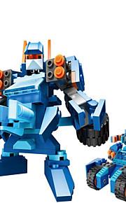 Bonecos & Pelúcias / Blocos de Construir para presente Blocos de Construir Guerreiro / Robô ABS 5 a 7 Anos / 8 a 13 Anos / 14 Anos ou Mais