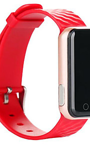 QS50 Smart BraceletWater Resistant/Waterproof / Pedometers / Sports / Heart Rate Monitor / Touch Screen / Alarm Clock / Information