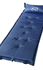 Breathability Sleeping Pad Blue Outdoor