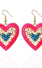 May Polly  Fashion beauty Diamond Earrings zircon