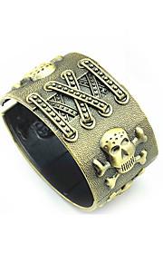 Smycken Inspirerad av One Piece Monkey D. Luffy Animé Cosplay Accessoarer Armband Guld Legering Man Kvinna
