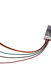 Generel Generel RC Sender / fjernbetjening / Modtager Sort Metal / Plastik 1 Stykke