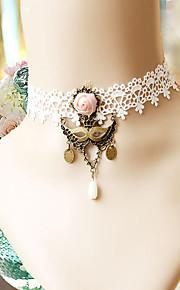 Lolita Jewelry Gothic Lolita Sweet Lolita Classic/Traditional Lolita Punk Lolita Wa Lolita Sailor Lolita NecklaceVintage Inspired Sexy