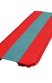 Oddychalność Pad Camping Czerwony / Niebieski