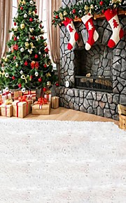 christmastree Hintergrund Fotostudio Fotografie Kulissen 5x7ft