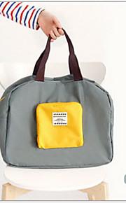 5 L Туалетные сумки Путешествия Вещевой Путешествия Водонепроницаемая молния Терилен