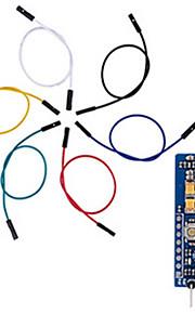 RC Controlador de velocidade (ESC) RC Quadrotor Azul Metal / Plástico 1 Peça