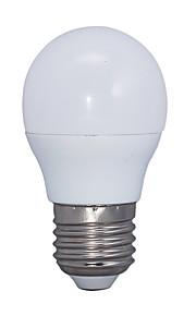 5.5W E26/E27 LED-globepærer G45 14 SMD 2835 415 lm Varm hvit AC 220-240 V 1 stk.