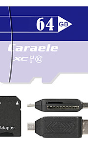Other 64GB MicroSD Class 10 80 Other Meerdere in een kaartlezer Micro SD-kaartlezer SD-kaartlezer C-2 USB 2.0