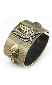 Smycken Inspirerad av Cosplay Cosplay Animé Cosplay Accessoarer Armband Guld Legering Man Kvinna