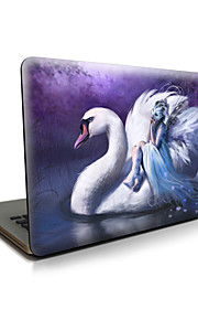 For MacBook Air 11 13/Pro13 15/Pro with Retina13 15/MacBook12 Beauty And The Swan Apple Laptop Case