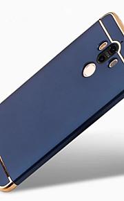 ל ציפוי מגן כיסוי אחורי מגן צבע אחיד קשיח PC ל Huawei Huawei Mate 9