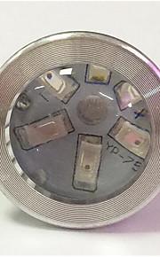 3W LED 글로우 조명 6 SMD 5730 95-115 lm 블루 레드 AC 85-265 V 1개