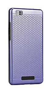 ל עמיד לאבק מגן כיסוי אחורי מגן צבע אחיד קשיח PC ל HuaweiHuawei P9 Huawei P9 לייט Huawei P9 Plus Huawei P8 Huawei P8 Lite Huawei Honor 8
