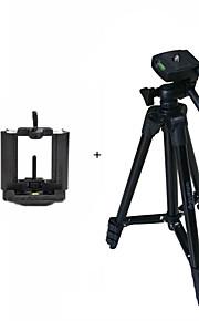 ismartdigi support mobile 4-section caméra trépied i3120-bk pour toutes d.camera v.camera mobilesamsung iphone htc lg sony nokia ... noir