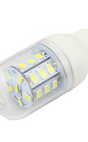 4W GU10 LED-kornpærer T 27 SMD 5730 280 lm Varm hvit Kjølig hvit Dekorativ V 1 stk.