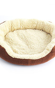 Dog Bed Pet Mats & Pads Breathable Brown Cotton