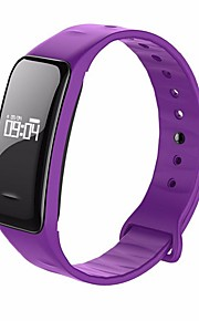 YYC1 Smart Bracelet / Smart Watch / Activity TrackerLong Standby / Pedometers / Heart Rate Monitor / Alarm Clock / Distance Tracking