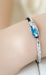 Bracelet Bangles Crystal Others Natural Fashion Gift Jewelry Gift Blue,1pc