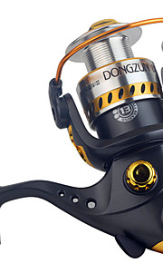 Mulinelli da pesca Mulinelli per spinning 2.6:1 13 Cuscinetti a sfera Intercambiabile Pesca dilettantistica-DF3000