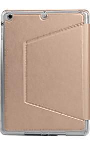 Per Porta-carte di credito Resistente agli urti Standby automatico/accendimento automatico Custodia Integrale Custodia Tinta unita Morbido