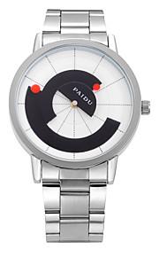 Masculino Mulheres Unissex Relógio Esportivo Relógio Elegante Relógio de Moda Relógio de Pulso Automático - da corda automáticamenteCouro