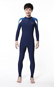 BlueDive® Uniseks Stroje kąpielowe Docieplacze Stróje piankowe Kombinezony Skafander nurkowyOddychający Quick Dry Ultraviolet Resistant