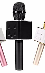 novo alto-falante sem fio Bluetooth mini player microfone karaoke casa partido KTV registro cantando para smartphone android iphone