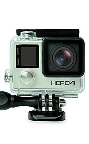 Accessories For GoPro Waterproof Housing Waterproof  Convenient For-Action Camera Gopro Hero 3  Gopro Hero 4Universal  Diving &