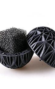 אקווריומים פילטר מדיה אינו רעיל וחסר טעם פלסטיק Sponge