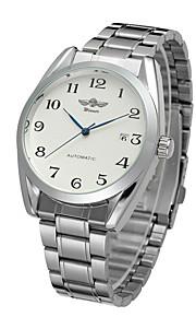 Masculino Mulheres Unissex Relógio Esportivo Relógio Elegante Relógio de Moda Relógio de Pulso relógio mecânicoAutomático - da corda