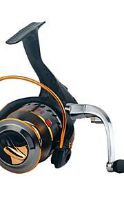 Fiskerullar Snurrande hjul 2.6:1 16.0 Kullager utbytbar Generellt fiske-LF2000