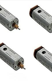 WLToys V353 V666 V262 WLToys V262-16 Motores/Motors RC Quadrotor Metal 4PCS