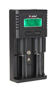 SunWalk3.7V Li-ion Battery 26650 / 18650 / 16340 batteries 3.2V LiFePO4 Battery 26650 / 18650 / 16340 batteries etc. 1.2 Ni-mh Battery AA