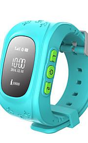 lbs gps dupla localização atividade segura rastreador crianças relógio de pulso crianças relógio inteligente