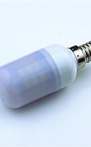 3W E14 G9 GU10 E12 E27 Luces LED de Doble Pin T 60 SMD 2835 400 lm Blanco Cálido Blanco Fresco Decorativa AC220 V 1 pieza