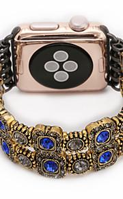 jade agat pärla pärlor rem handgjorda smycken för Apple Watch iWatch 38mm 42mm