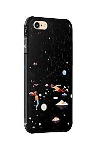 För Stötsäker Mönster fodral Skal fodral Landskap Mjukt Silikon för AppleiPhone 7 Plus iPhone 7 iPhone 6s Plus iPhone 6 Plus iPhone 6s