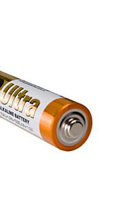 gp15a-2ib40 alkaliska AA-batterier för blodtrycksmätare / blodsockermätare / elektriska leksaker 12 förpackningar