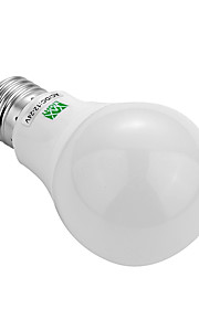 5W E26/E27 LED-bollampen 10 SMD 5730 400-500 lm Warm wit Koel wit Decoratief AC 12 V 1 stuks