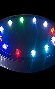 Аквариумы Оформление аквариума многоцветный Энергосберегающие Нетоксично и без вкуса Светодиодная лампа 220V