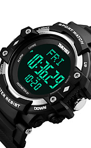Masculino Mulheres UnissexRelógio Esportivo Relógio Elegante Relógio Esqueleto Relógio de Moda Relógio de Pulso relógio mecânico Relogio