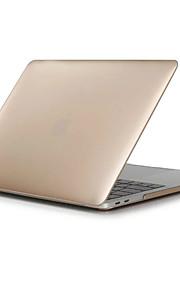 metallic lakk stil matte vanskelig sak for Apple 2016 nye MacBook Pro 13 15 13.3 15.4 med / uten berøringsfeltet a1706 a1708 a1707 shell