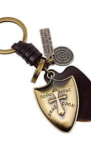 Porte-clés Porte-clés Bronze Métal