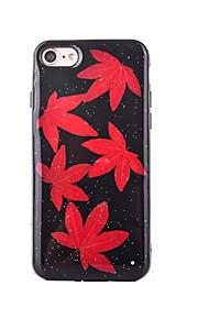 Per Fai da te Custodia Custodia posteriore Custodia Vignette Morbido TPU per AppleiPhone 7 Plus iPhone 7 iPhone 6s Plus iPhone 6 Plus