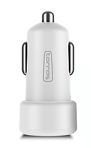 torras® Car Charger For iPad For Cellphone For Tablet 2 USB Ports Other