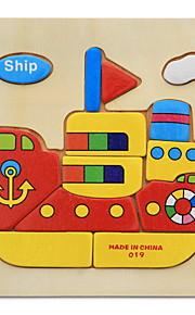 Quebra-cabeças Kit Faça Você Mesmo Brinquedo Educativo Quebra-Cabeças de Madeira Blocos de construção Brinquedos Faça Você Mesmo 1Hobbies